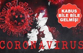 İngiltere'de Bakanlar Koronavirüs Salgınına...