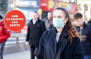 İngiltere'de Ölü Sayısında Korkutan Artış!