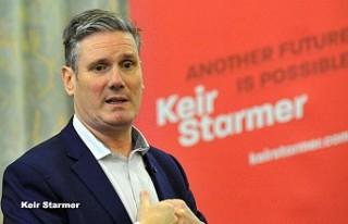 İngiltere'de İşçi Partisi Liderliğine Sir Keir...