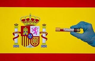 İspanya'da Kovid-19 salgınında ölü ve vaka...