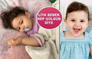 Lösemi Hastası Liya Bebek Destek Bekliyor