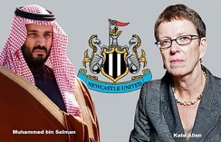 Suudi Arabistan'ın Newcastle United'ı...