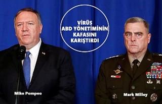 ABD Genelkurmay Bakanı, Kovid-19 Konusunda Pompeo...
