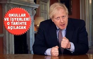 Boris Johnson'den Beklenen Açıklama!