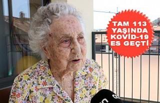 Kovid-19'u Yenen Dünyanın En Yaşlı İnsanı