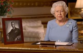 Kraliçe II. Elizabeth'ten 'Kararlılık'...