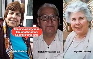 Londra'daki Kıbrıs Türklerinin Cenazeleri KKTC'ye...