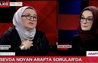 RTÜK'ten Ülke TV'ye 'Sevda Noyan'...