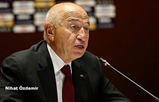 TFF Başkanı Özdemir'den Liglerin Başlaması...