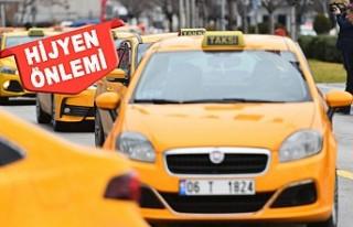 Ticari Taksilere Yeni Düzenleme