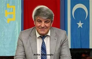 Büyükelçi Oya Tuncalı'ya Türk Dünyası Platformu'ndan...