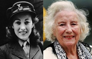 'Askerlerin Sevgilisi' 103 Yaşında Öldü