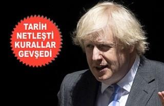 Boris Johnson'dan Beklenen Açıklama!