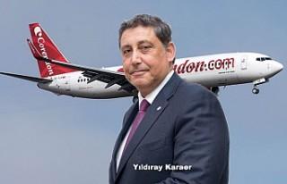Corendon Havayolları, Avrupa'dan Antalya'ya Uçuş...