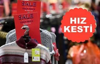 Enflasyon 4 Yılın En Düşük Seviyesinde