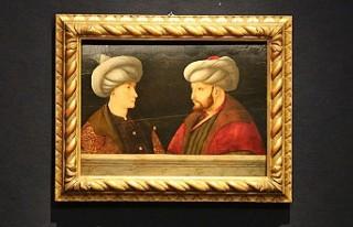 Fatih Sultan Mehmet'in Portesi Londra'da...