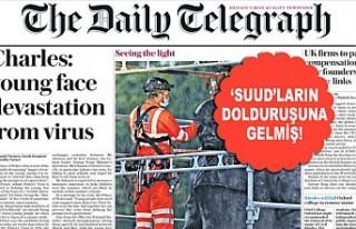 İngiliz Telegraph Gazetesi, Özür Diledi