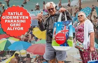 İngiliz Turistlerin Ücreti İade Ediliyor