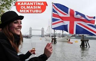 """İngiliz Turizm Şirketlerini """"Karantina"""" Endişesi..."""