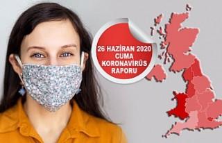 İngiltere'de Koronavirüs Ölümleri Hız Kesmiyor
