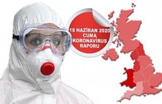 İngiltere, Koronovirüsten Ölüm Rekorunu Sürdürüyor
