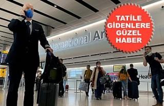 İngiltere, Türkiye'ye Tatile Gidenlere Karantinayı...