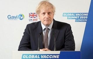 """Boris Johnson'dan, """"Küresel Sağlık İş..."""