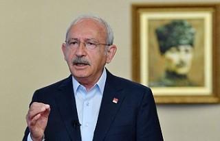 Kemal Kılıçdaroğlu'ndan 'Adalet'...
