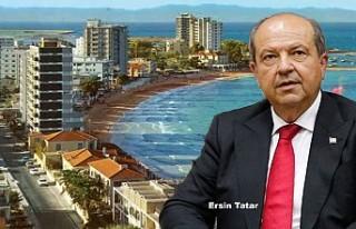 KKTC Başbakanı Tatar'dan 'Maraş'...