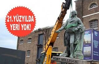 Köle Taciri Robert Milligan'ın Londra'daki...