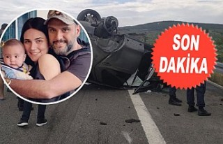 Şarkıcı Alişan Trafik Kazası Geçirdi