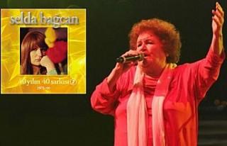 Selda Bağcan'ın '40 Yılın 40 Şarkısı'...