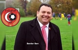 Futbol Federasyonu Başkanı Sarı'dan Büyükelçi...