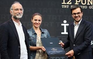 """""""12 Punto TRT Senaryo Günleri"""" Ödülleri..."""