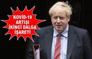 Boris Johnson Avrupa'ya 'İkinci Dalga'...