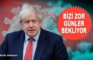 Boris Johnson Koronavirüsün Bitiş Tarihini Açıkladı