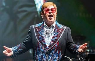 Elton John, Sağ Kalmasını Uyuşturucuyu Terketmesine...