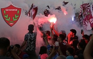 Hatayspor Süper Lig'de