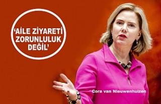 Hollandalı Bakan Türkiye'ye Gitmeyin Çağrısı...