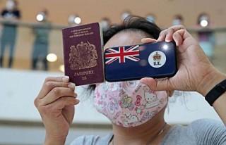 Hong Konglulara İngiliz Vatandaşlığı Yolu Açıldı