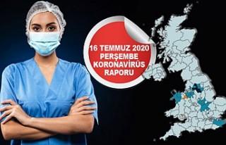 İngiltere'de Koronavirüs Ölümleri Durağanlaştı