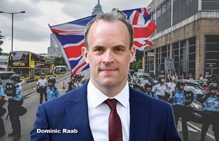 İngiltere Hong Kong'la O Anlaşması Askıya...