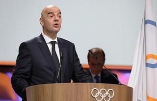 İsviçre Federal Mahkemesi, FIFA Başkanı Gianni...
