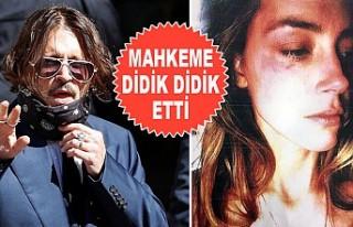 Johnny Depp-Amber Heard Evliliğinde Kan Gövdeyi...