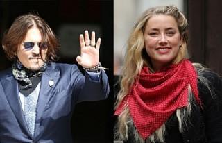 Johnny Depp, Amber Heard'ün Evinin Kadını...