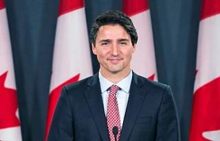 Kanada Başbakanı Trudeau'dan, kurban bayramı...