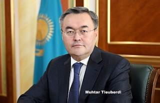 """Kazakistan, """"Diplomatik Hizmet Günü""""nü..."""