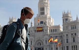 Kovid-19 vakalarındaki artış İspanyol turizmini...