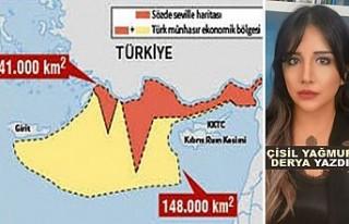 Navtex İlanı ile Doğu Akdeniz