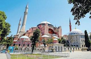 Rusya Müslümanları Ayasofya kararından memnun